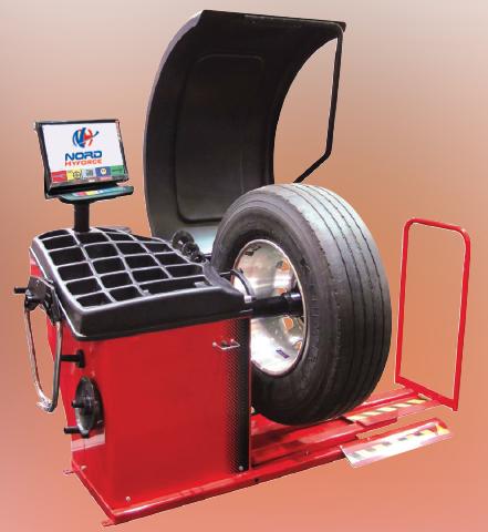 Оборудование для шиномонтажных участков