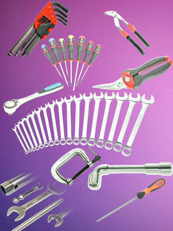 Общепромышленный инструмент